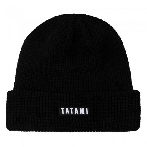 Tatami Standard Beanie Black