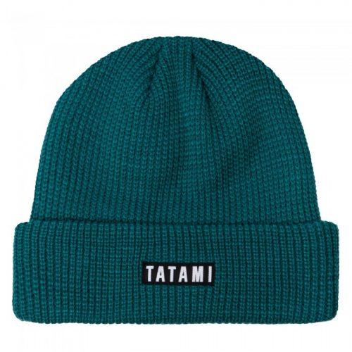 Tatami Standard Beanie Malachite