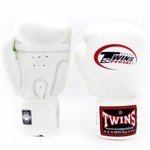 Twins BGVS3 Kids Boxing Gloves White