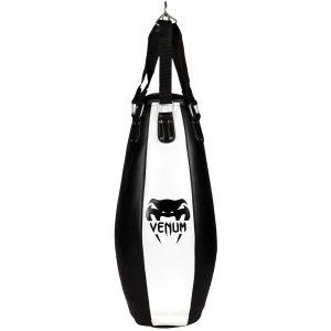 Venum Tear Drop Bag Black Ice - Filled