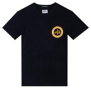 Tatami Deep Pan Jiu Jitsu Organic T-Shirt Black