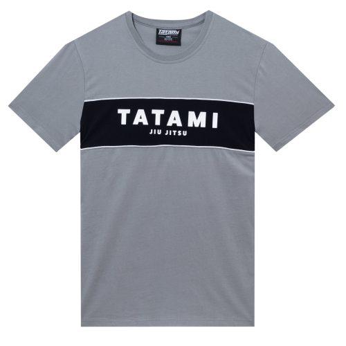 Tatami Fraction T-Shirt Charcoal