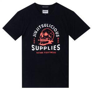 Tatami Jiujitsulicious Organic T-Shirt Black