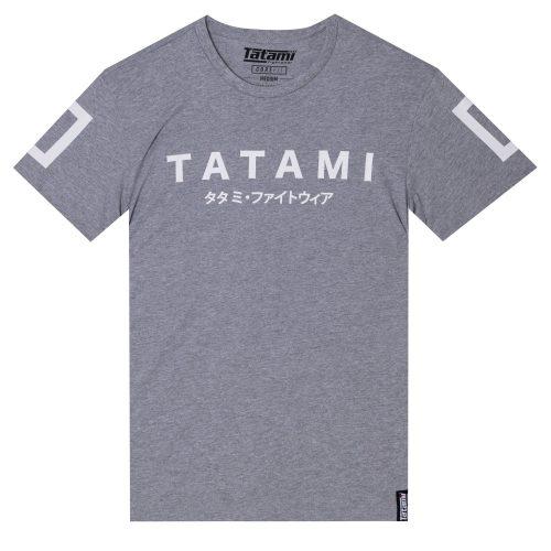 Tatami KatakanaT-Shirt Grey