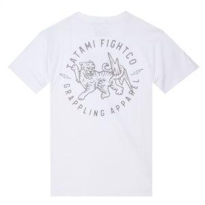 Tatami Panthera Organic T-Shirt White