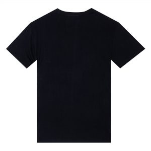 Tatami Strikethrough Organic T-Shirt Black