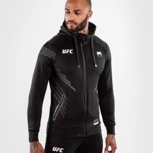Venum UFC Authentic Fight Night Men's Walkout Hoodie Black