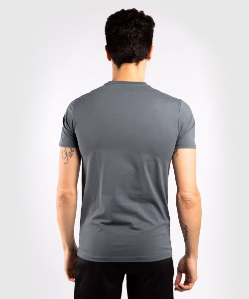 Venum UFC Authentic Fight Week Men's Short Sleeve T-shirt Grey