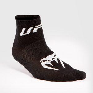 Venum UFC Authentic Fight Week unisex Performance Sock set of 2 Black