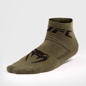 Venum UFC Authentic Fight Week unisex Performance Sock set of 2 Khaki