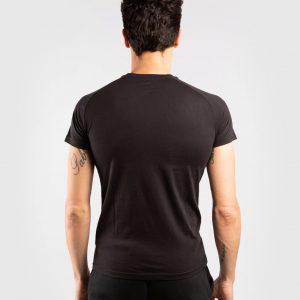 Venum UFC Replica Men's T-Shirt Black Gold