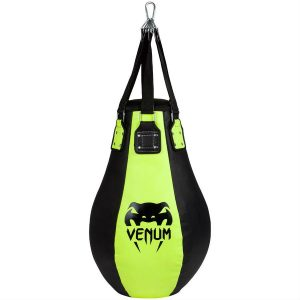 Venum Uppercut Bag Black Neo Yellow 85cm