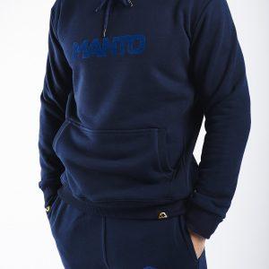 Manto Hoodie Paris Navy Blue