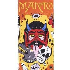 Manto Sports Towel Diablo