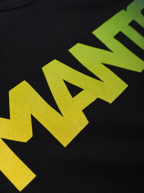 Manto T-Shirt Logotype Rio Black