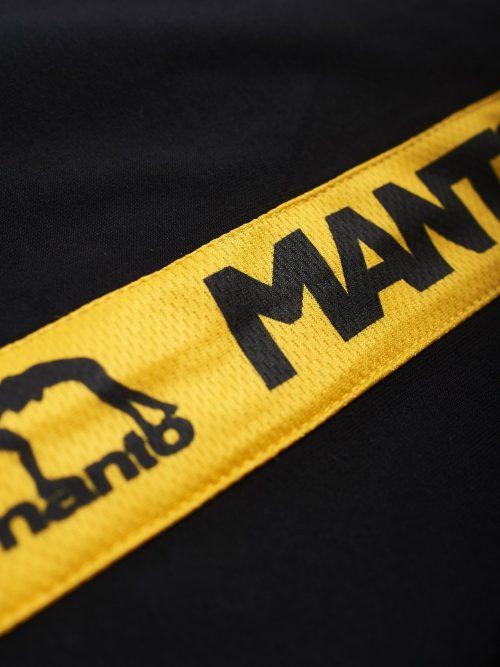 Manto T-Shirt Stripe 21 Black