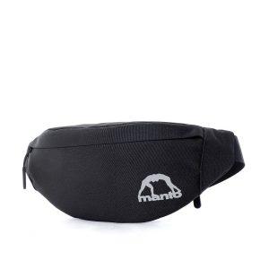 Manto Waist Bag Essential Black