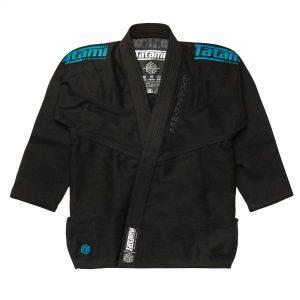 Tatami Estilo Black Label BJJ Gi Black Blue