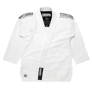Tatami Estilo Black Label BJJ Gi White Grey