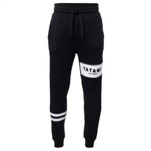 Tatami Fraction Joggers Black
