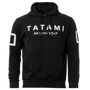 Tatami Katakana Hoodie Black