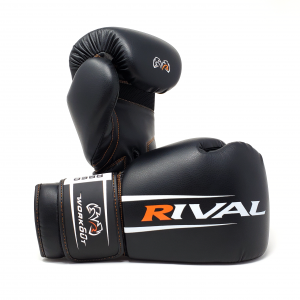 Rival RB60 Workout Bag Gloves 2.0 Black