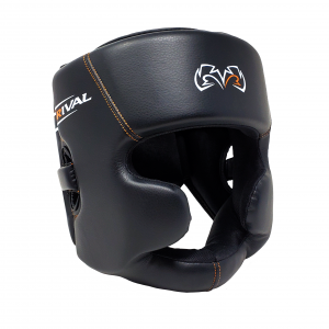Rival RHG60F Workout Full Face Headguard 2.0 Black