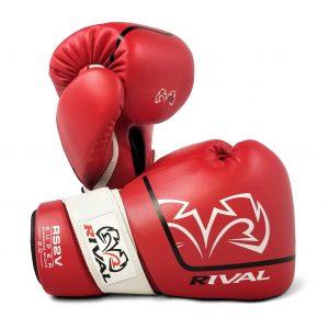 Rival RS2V Super Sparring Gloves 2.0 Red
