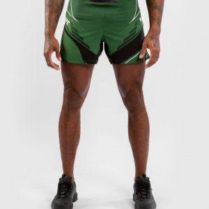 Venum UFC Authentic Fight Night Short Fit Shorts Green