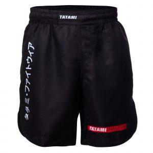 Tatami Global Grappling Shorts Black