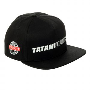 Tatami Global Snapback Black