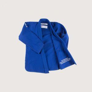 Progress Kids Academy Gi Blue (with free white belt)