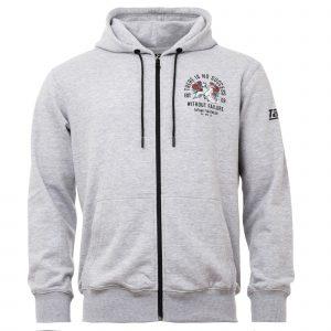 Tatami Sucess Zip Hoodie Grey