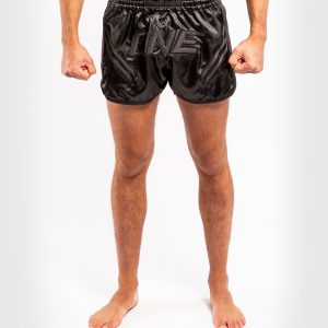 Venum ONE FC Impact Muay Thai Shorts Black Black
