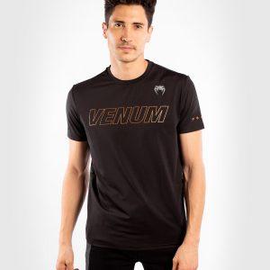 Venum Classic Evo Dry Tech T-Shirt Black Bronze