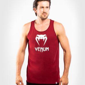 Venum Classic Tank Top Burgundy