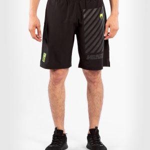 Venum Stripes Fitness Shorts Black