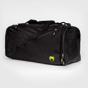 Venum Stripes Sports Bag Black