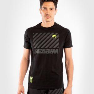Venum Stripes T-Shirt Black