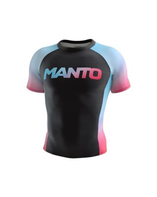 """The Manto 'Miami' Collection ☔️ Rash Guard and T-Shirt available now 👀 @manto_original - Use """"INSTA10"""" for 10% off your purchase at www.minotaurfightstore.co.uk! The best Boxing, Muay Thai, MMA, BJJ & No Gi gear at the best prices. - 🇬🇧 FREE UK Shipping 🌎 Worldwide Shipping Available!"""