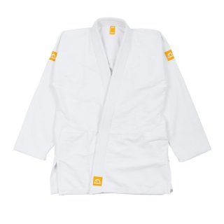 """Manto Base 2.0 BJJ Gi White 🔥 - Use """"INSTA5"""" for 5% off your purchase at www.minotaurfightstore.co.uk! The best Boxing, Muay Thai, MMA, BJJ & No Gi gear at the best prices. - 🇬🇧 FREE UK Shipping 🌍 Worldwide Shipping Available!"""