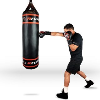"""Rival Pro Heavy Bag 🔥 - Use """"INSTA5"""" for 5% off your purchase at www.minotaurfightstore.co.uk! The best Boxing, Muay Thai, MMA, BJJ & No Gi gear at the best prices. - 🇬🇧 FREE UK Shipping 🌍 Worldwide Shipping Available!"""